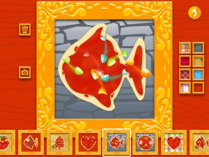 Pizza Factory for Kids Alexandre Minard AR Entertainment iPad iPhone application tablette Enfant La Souris Grise 3