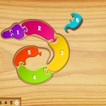 Puzzles serpents Aleanxdre Minard AR entertainment tablette iPad iPhone application enfant La Souris Grise