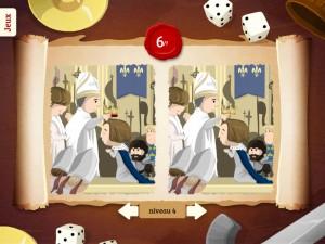 Quelle Histoire Histoire de France Application iPad La Souris Grise tablette enfant Gulli 4
