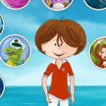 Aventures extraordinaires de Gaspard Chaudron magique application enfant tablette android apple la souris grise 1