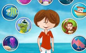 Aventures extraordinaires de Gaspard Chaudron magique application enfant tablette android apple la souris grise 1