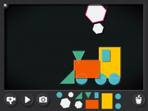 Studio Animé Trois Elles Interactive iPad tablette application Enfant La Souris Grise 1