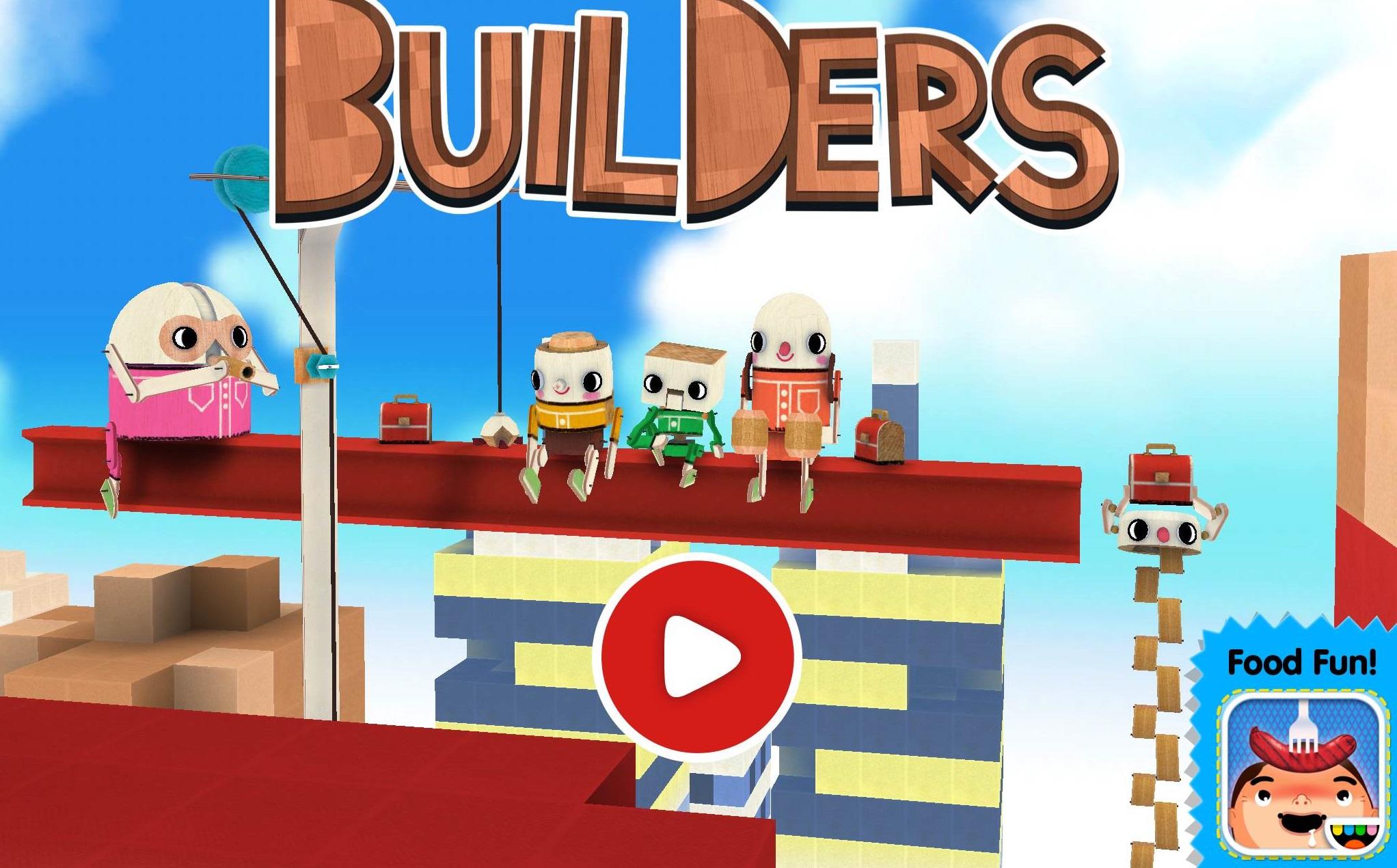 Toca Boca Builders La Souris Grise 1