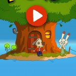 Les mondes de Polo Bayard Bayam Apple Android application tablette Enfant La Souris Grise 1 quatro