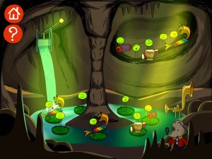 Les mondes de Polo Bayard Bayam Apple Android application tablette Enfant La Souris Grise 7