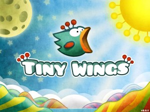 Tiny Wings iPad Andreas Illiger La Souris Grise 1