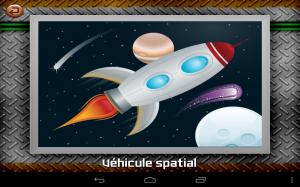 Wombi Grand puzzle de l'espace La Souris Grise Android