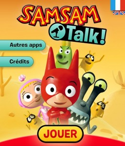 SamSam mission héros cosmique application Apple Android Bayard La Souris Grise 5