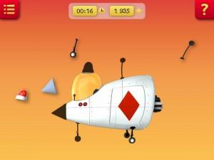 SamSam mission héros cosmique application Apple Android Bayard La Souris Grise 7