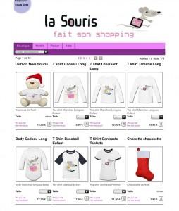 Shopping de Souris