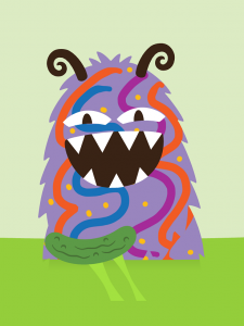 Sago mini monsters 3