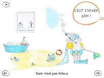 Sam n'a peur de rien 1