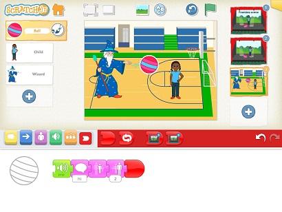 Scratch Jr : la programmation simplifiée pour les moins de 8 ans