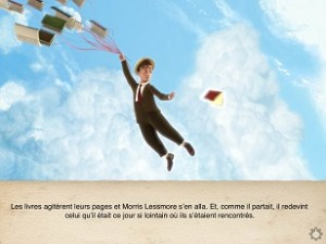 Morris Lessmore