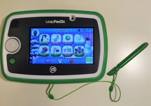 Tablette LeapPad 3X 2