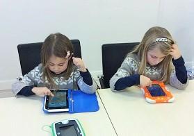 Test des tablettes Enfant 2