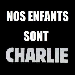 Nos enfants sont Charlie