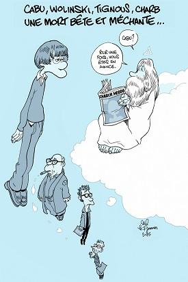 Zep #JesuisCharlie