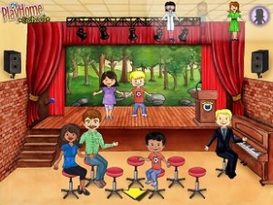 My PlayHome School 1