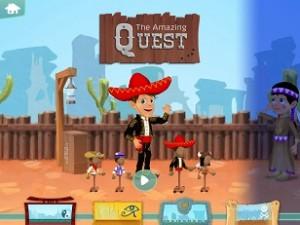 The amazing quest le trésor oublié 7