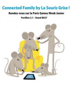 Connected Family by la Souris Grise