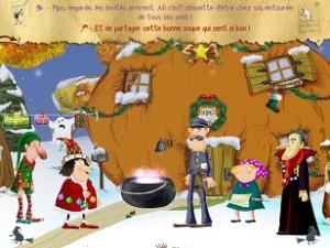 La sorcière et l'esprit de Noël 3