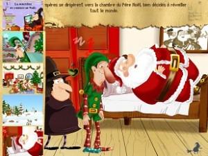 La sorcière et l'esprit de Noël 4