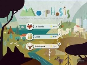Les saisons Morphosis 3