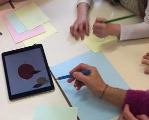 Coloriage et découpage numérique