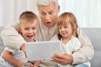 Tablettes en famille : Happy Appli !