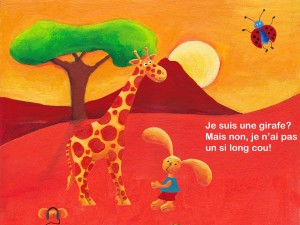 iStory iPad Apps of All Nations La Souris Grise 2
