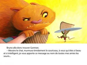 La souris qui voulait manger un chat 3