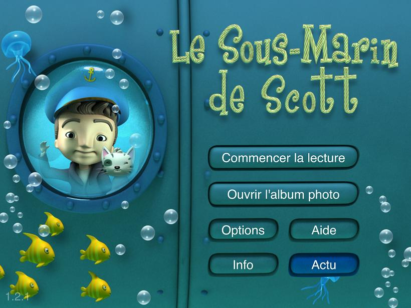Scott sous-marin Square Igloo Android iPad iPhone La Souris Grise 1