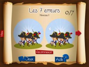 Quelle Histoire Application iPad Napoléon 3