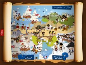 Quelle Histoire Application iPad Napoléon 4