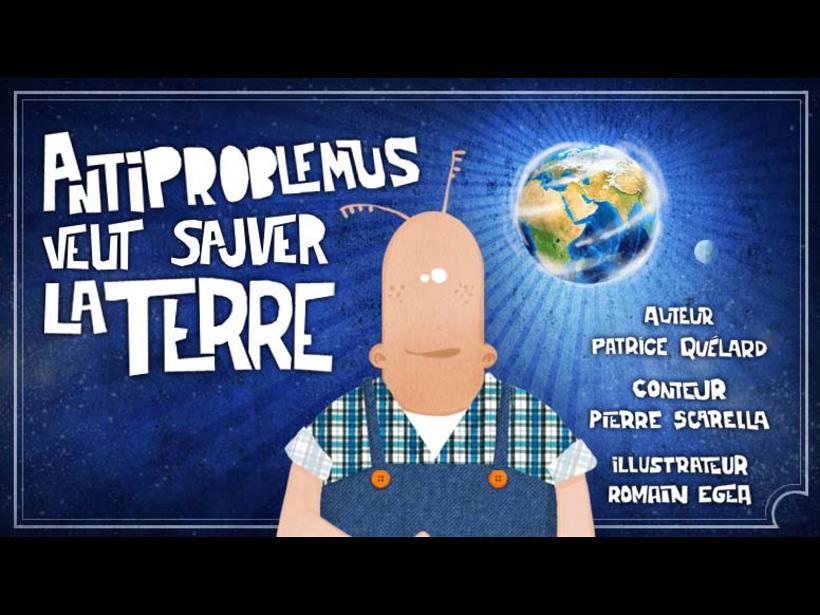 Antiproblemus iPad La Souris Qui Raconte LSQR 1