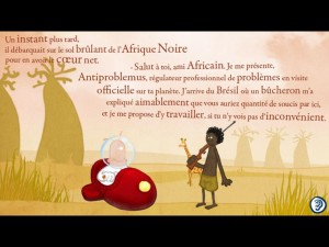 Antiproblemus iPad La Souris Qui Raconte LSQR 3