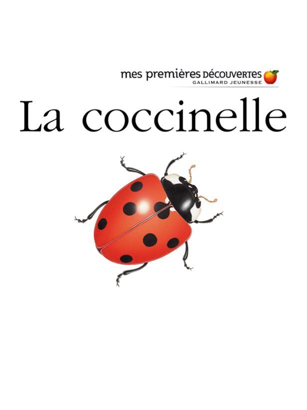 La coccinelle Gallimard jeunesse iPad iPhone 1