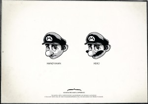 Campagne TBWA Moustaches 2