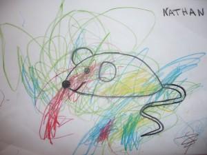 La souris de Nathan