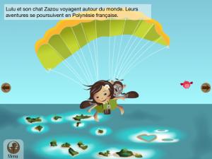 LaPolynésiedeLulu Appli iPad Zanzibook 2