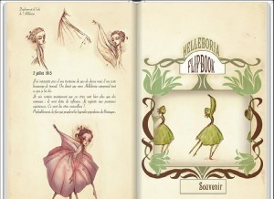 Herbier des fées Benjamin Lacombe Albin Michel 1