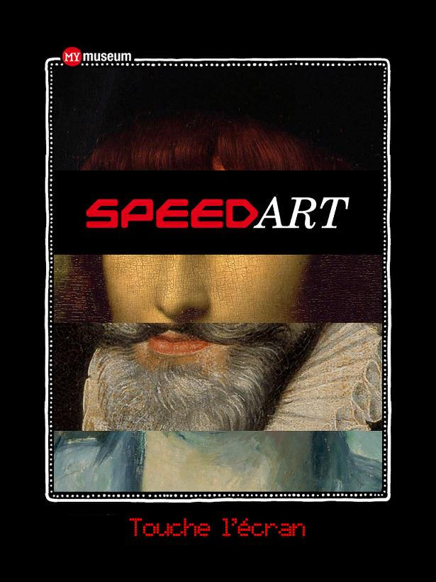 MyMuseum SpeedArt Appli iPad iPhone 1
