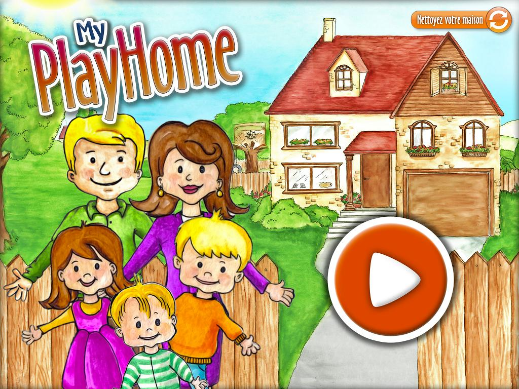 MyPlayHomeAppli Apple IPhone IPad Androïd