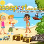 Passeport Hachette application iPhone iPad 1