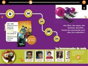 SciencetevieKids Mondadori Application iPad 5