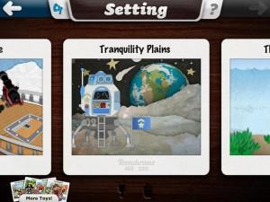 Toontastic appli iPad Launchpad Toys 2