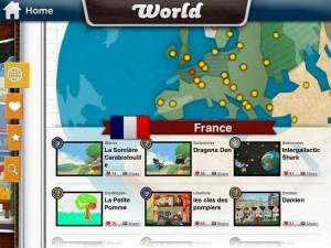 Toontastic appli iPad Launchpad Toys 3