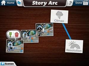 Toontastic appli iPad Launchpad Toys 6