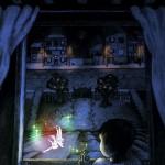 Une nuit d'hiver appli iPad Studio Troll 5